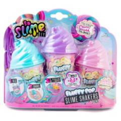 CANAL TOYS - Canal Toys - Slime Shaker Fluffy  3-Pack