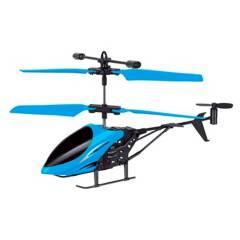 GENERICA - Mini Drone Helicóptero Volador Celeste