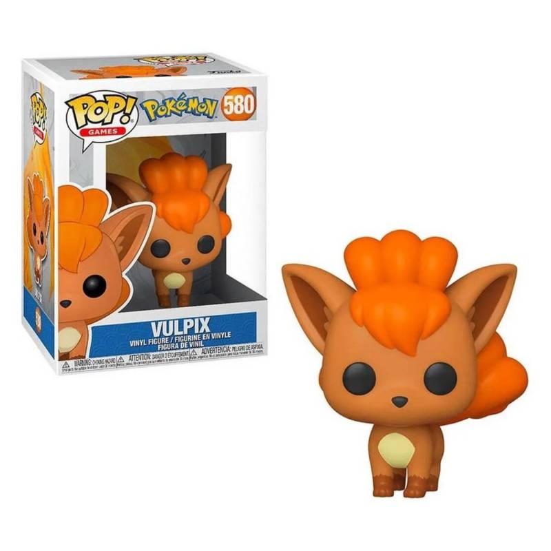 FUNKO - Funko Pop! Games Pokemon Vulpix 580