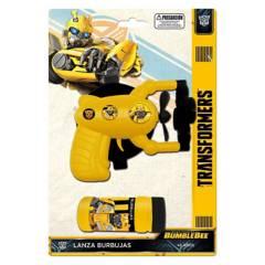 HASBRO - Lanza Burbujas Bumblebee Hasbro Pronobel
