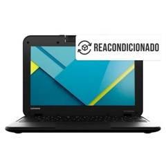 LENOVO - Notebook Lenovo Chromebook LEN-80SF0001US Negro
