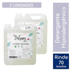 undefined - Pack 2 Detergentes Tradicional Biodegradable 5L