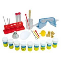 Jm Import - Laboratorio De Química Para Niños 100 Experimentos