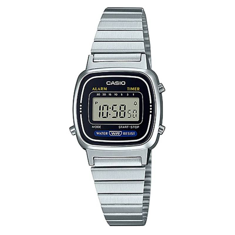 CASIO - Reloj digital mujer la-670wa-1