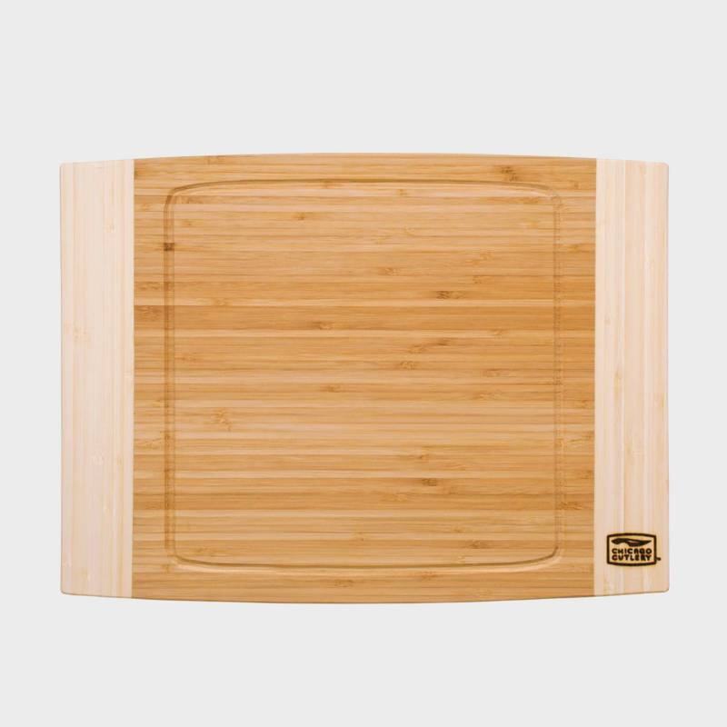 CHICAGO CUTLERY - Tabla de Cortar Bambu 40.6X30.5cm