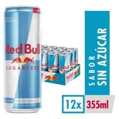 red bull - Red Bull Sf 355Ml X 12