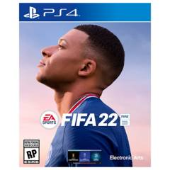 ELECTRONIC ARTS - Fifa 22 Rola PS4 Chile