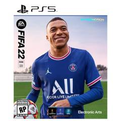 ELECTRONIC ARTS - Fifa 22 Rola PS5 Chile