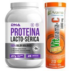 ARAMA - Proteína Suero De Leche Dna Más Vitamina C