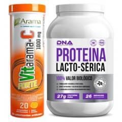 ARAMA - Vitamina C Más Proteína Suero De Leche Dna