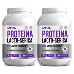 ARAMA - 2 X Proteína Dna 100% Valor Biológico