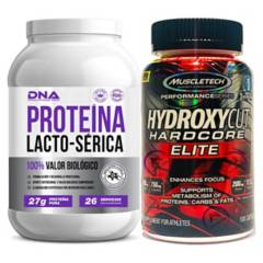 ARAMA - Proteína Dna Más Hydroxycut