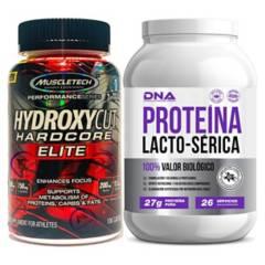 ARAMA - Hydroxycut Más Proteína Lacto-Sérica Dna