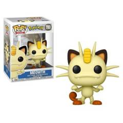 FUNKO - Meowth 780 - Pokemon - Funko Pop