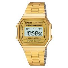 CASIO - Reloj digital mujer a168wg-9wdf