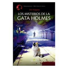 ALFAOMEGA QUATERNI - LIBRO LOS MISTERIOS DE LA GATA HOLMES.