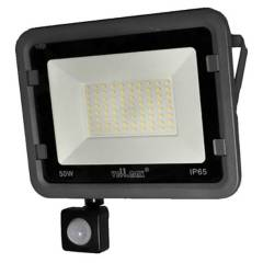 undefined - Proyector Led Para Exteriores Con Sensor 10W 6500K
