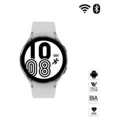 SAMSUNG - Galaxy Watch4 44mm Bluetooth Plateado