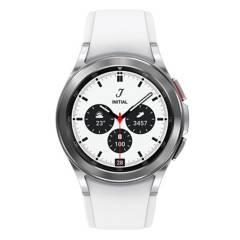 SAMSUNG - Galaxy Watch4 Classic 42 mm Bluetooth Plateado