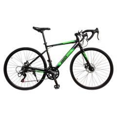 ATLETIS - Bicicleta Titanium 700C Verde