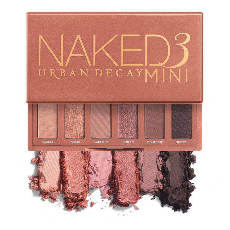 URBAN DECAY - Naked 3 Mini Palette
