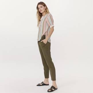 RAPSODIA - Pantalón Slouchy Alto Mujer