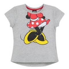 DISNEY - Polera Niña Minnie Gris Disney
