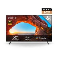 """SONY - LED 55"""" KD-55X85J 4K Ultra HD Smart TV"""