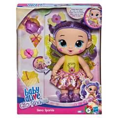 BABY ALIVE - Muñecas Y Accesorios Baby Alive Glo Pixies (Siena Sparkle)