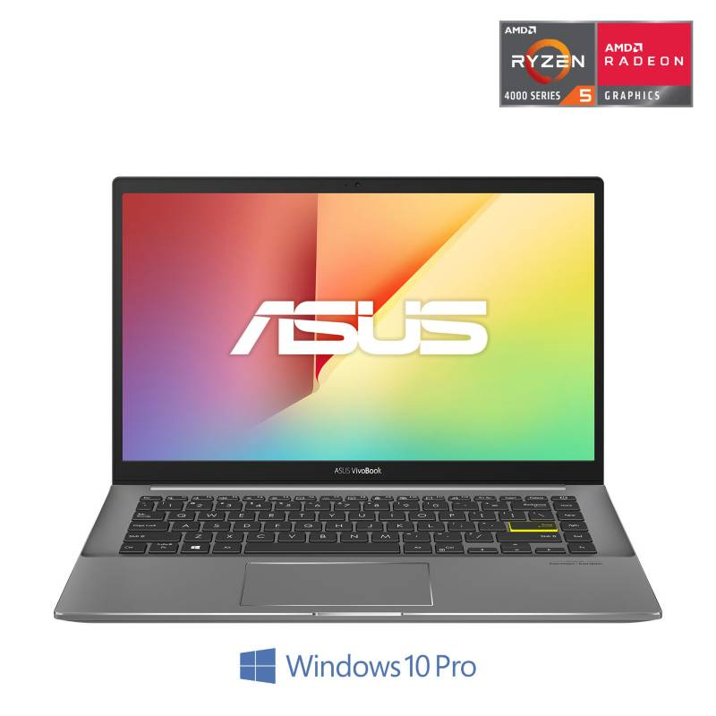 "ASUS - Vivobook S14 D433IA-EB933R AMD Ryzen 5 8GB RAM 256GB SSD 14"" FHD"