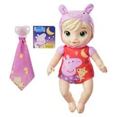 BABY ALIVE - Muñecas Y Accesorios Baby Alive Peppa Pigpa, Hora De Dormir