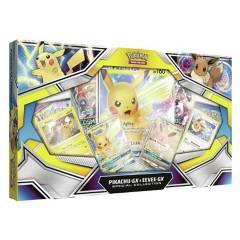 POKEMON - Pikachu Eevee Gx Special Collection (Español)