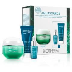 BIOTHERM - Set Aquasource Gel 50Ml