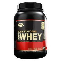 OPTIMUM NUTRITION - Gold Standard 100% Whey Protein Cookies  Cream 2