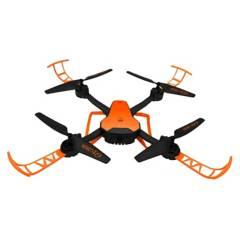 ASIAMERICA - Drone A30 Con Cámara Hd Y Wifi Naranjo