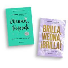 EDITORIAL PLANETA - Pack Brilla/Weona