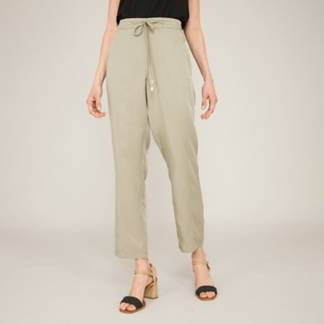MAGRIFFE - Pantalon Liso Magriffe