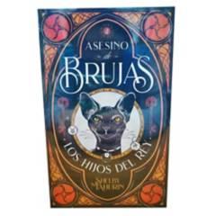 EDICIONES URANO - Libro Los Hijos Del Rey (Asesino De Brujas #2)
