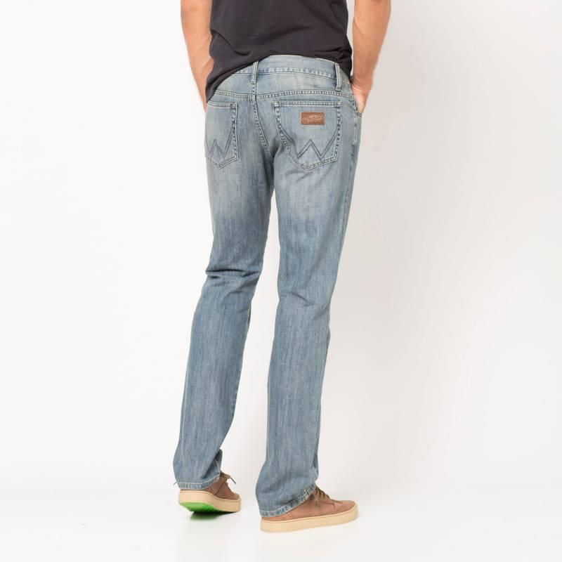 Wrangler Jeans Greensboro Regular Fit Falabella Com