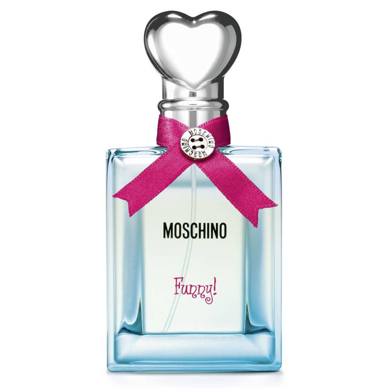 MOSCHINO - Perfume Mujer Funny EDT 50 ml