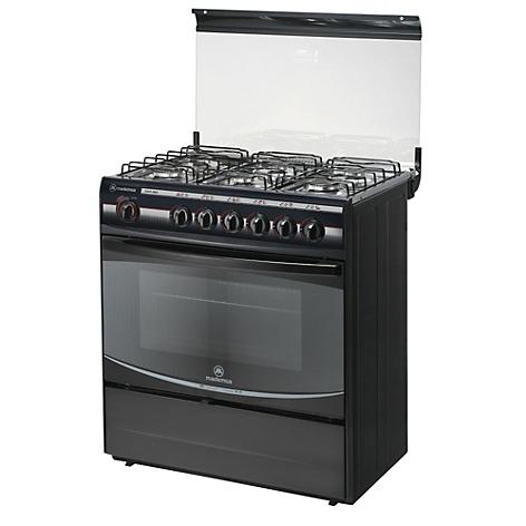 Mademsa cocina 6 quemadores diva 820 for Cocina 6 quemadores