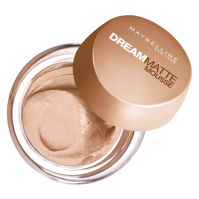 - Base de Maquillaje Dream Matte Mousse