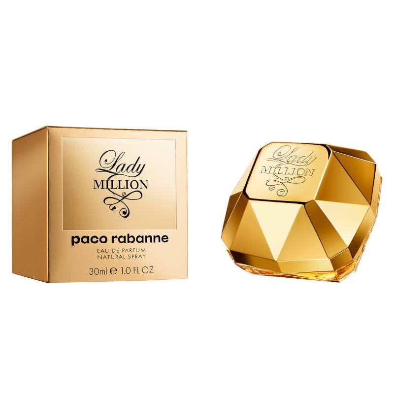 PACO RABANNE - Lady Million  EDP 30 ml