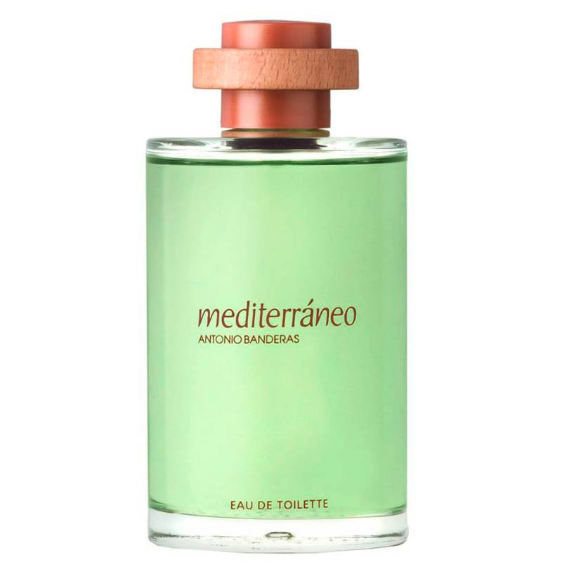ANTONIO BANDERAS - Perfume Hombre Mediterraneo EDT 200 ML Masculina