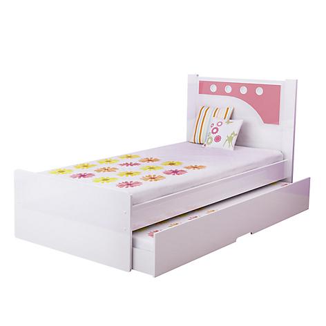 mica cama bibox bolin blanco azul
