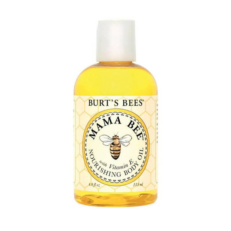 Burts Bees - Aceite Nutritivo Burt's Bees para Cuerpo Mama Bee 118 ml