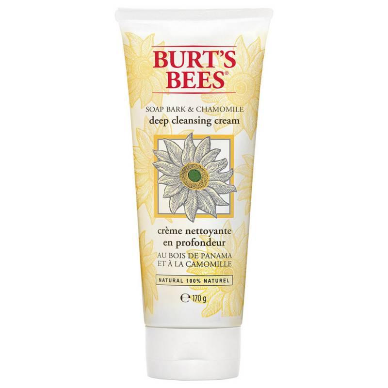 Burts Bees - Crema de Limpieza Profunda Burt's Bees Jabón de Corteza y Manzanilla 170gr