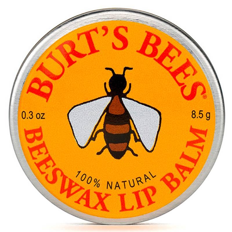 BURTS BEES - Bálsamo Labial Burt's Bees Cera de Abejas Lata