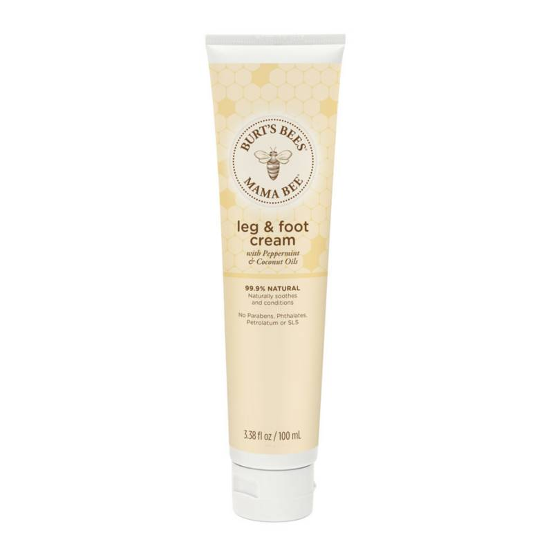 Burts Bees - Crema para Piernas y Pies Mama Bee 100 ML