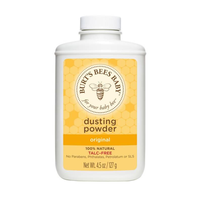 Burts Bees - Talco Baby Bee Botella 127,6 G
